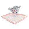 ผ้าห่มผืนเล็ก ดัมโบ้ เบบี้ Dumbo Plush Blankie for Baby - Pink