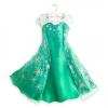 ชุดราตรีเจ้าหญิงเอลซ่า โฟรเซ่น Elsa Costume for Kids - Frozen Fever ไซส์ : 9-10 ปี