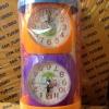 นาฬิกาปลุก เห็ด แพ็ก 2 ตัว