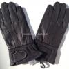 ถุงมือหนังแพะแท้ big size เลื่อนปรับขนาดที่ข้อมือได้ตามต้องการ งานเกรดพรีเมี่ยม ทัชสกรีนได้