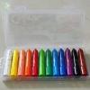สีเทียน Amos สีเทียนเนื้อไหม 12 สี (Amos Colorix silky crayon 12 สี)