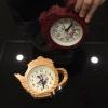 นาฬิกาปลุก กาน้ำ แพ็ก 2 ตัว