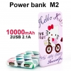 PowerBank M2 10000 mAH