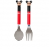 ชุดช้อนส้อม มิกกี้เมาส์ Mickey Mouse Flatware Set