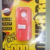 แบตเตอรี่สำรอง power bank PRODA 6000 mAh (แดง)