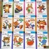 แบบฝึกหัด Kumon set 12 เล่ม (Kumon Frist steps workbooks)