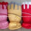 ถุงมือ สปอร์ตเด็ก สีสันสดใส บุผ้าวุลด้านใน 4-12 ขวบ