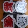 นาฬิกาปลุก บ้าน แอปเปิ้ล แพ็ก 2 ตัว