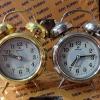 นาฬิกาปลุก กระดิ่งเล็ก 6205 แพ็ก 1 ตัว