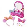 ชุดตกแต่งที่คาดผม โบว์มินนี่เมาส์ Minnie Mouse Headband Bow Maker Vanity