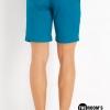 กางเกงขาสั้นสุดชิล สีฟ้าน้ำทะเล