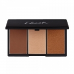 Sleek Face Form Contouring and Blush Palette #Medium