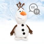 ตุ๊กตาพูดได้ โอลาฟ Disney Animators' Collection Interactive Olaf Plush - 10''