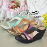 รองเท้าทรงเตารีด Wegged Soft Style