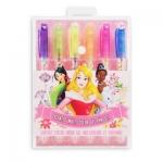 ปากกาสี ดีสนีย์ ปริ้นเซส Disney Princess Scented Multi Color Gel Pen Set