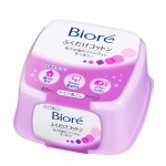 Biore Cleansing Cotton Sheets 46 Sheets