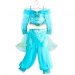 ชุดราตรีเจ้าหญิงจัสมิน Jasmine Costume for Kids
