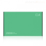 Eloop E14 20000 mAh (ORSEN) สีเขียว