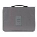 กระเป๋าอเนกประสงค์ จัดระเบียบกระเป๋าเดินทาง (สีเทา)