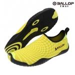 รองเท้า Ballop รุ่น Spider Yellow