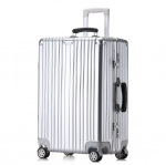 """กระเป๋าเดินทาง ขอบอลูมิเนียม แข็งแรงทนทาน ขนาด 20 """""""