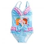 ชุดว่ายน้ำเด็ก โซเฟีย Sofia the First Deluxe Swimsuit for Girls