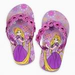 รองเท้าแตะเด็ก ราพันเซล Rapunzel Flip Flops for Kids