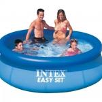 สระน้ำขนาดใหญ่ Easy set pool #28110 ( ขนาด 8 ฟุต 244 x 76 ซม. )
