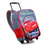 กระเป๋าล้อลาก ไลท์นิ่ง แม็คควีน Lightning McQueen Rolling Backpack