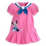 ชุดทหารเรือ มินนี่เมาส์ ไซส์ : 18-24 เดือน Minnie Mouse Sailor Dress for Baby