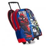 กระเป๋าล้อลาก สไปเดอร์แมน Spider-Man Rolling Backpack