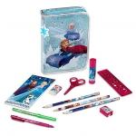 ชุดเครื่องเขียน โฟรเซ่น Frozen Zip-Up Stationery Kit