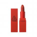 3CE Red Recipe Matte Lip Color #214 Squeezing