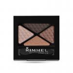 Rimmel London Glam'Eyes Quad Eyeshadow #029 Afternoon Tea