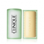 Clinique Facial Soap with Dish - Extra Mild 100g