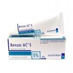 Benzac AC Gel 5% 60g