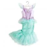 ชุดราตรีแอเรียล Ariel Costume for Kids