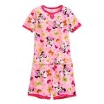 ชุดนอนเด็ก มินนี่เมาส์ Minnie Mouse PJ PALS Short Set for Girls
