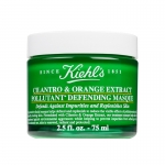Kiehl's Cilantro & Orange Extract Pollutant Defending Masque 75ml