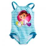 ชุดว่ายน้ำเด็ก ด็อก แมคสตัฟฟินส์ Doc McStuffins Swimsuit for Girls
