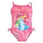 ชุดว่ายน้ำเด็ก ดีสนีย์ ปริ้นเซส Disney Princess Swimsuit for Girls