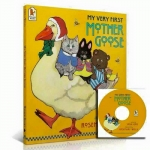 My Very First Mother Goose by Iona Opie (Editor), Rosemary Wells (Illustrator) พร้อม CD เพลง