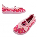 รองเท้าใส่ไปว่ายน้ำ มินนี่เมาส์ คลับเฮาส์ Minnie Mouse Clubhouse Swim Shoes for Kids