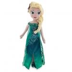 ตุ๊กตา เอลซ่า Elsa Plush Doll - Frozen Fever - Medium - 19''
