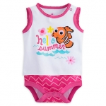 บอดี้สูท นีโม Nemo Disney Cuddly Bodysuit for Baby