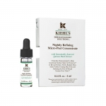 *TESTER* Kiehl's Nightly Refining Micro-Peel Concentrate (Quinoa Serum) 4ml