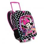 กระเป๋าล้อลาก มินนี่เมาส์ Minnie Mouse Rolling Backpack