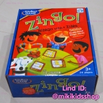 Zingo bing with A zing ซิงโกเกมส์ฝึกคำศัพท์
