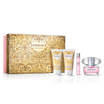 Versace Bright Crystal Gift Set (4 Items)