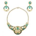 ชุดสร้อยคอเด็ก จัสมิน Jasmine Costume Jewelry Set